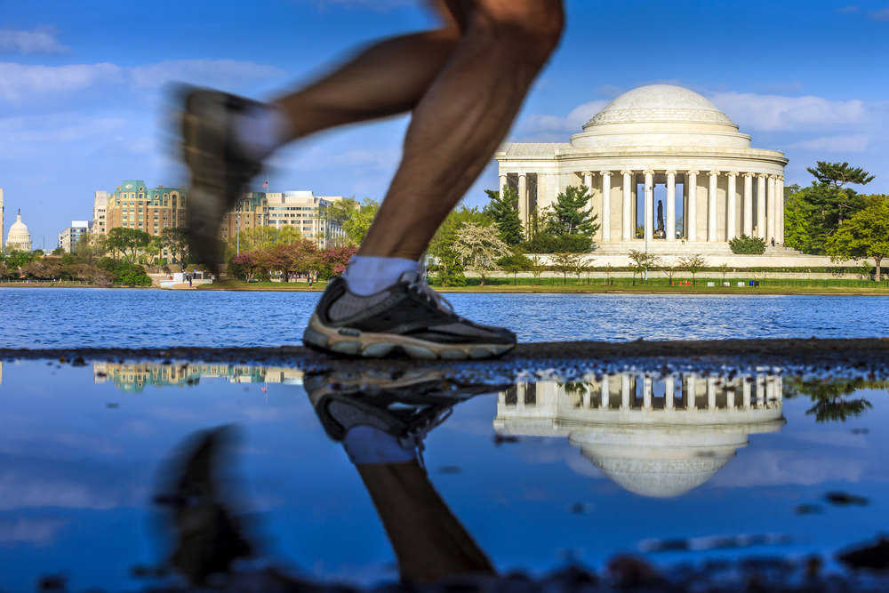 Healthy Living: One of the Many Benefits of Living in DC
