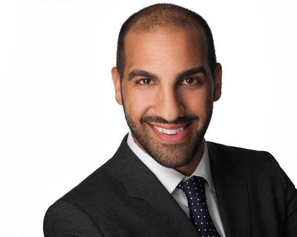 Real Estate Agent Khalil