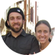 Sean and Erica Pane, VA