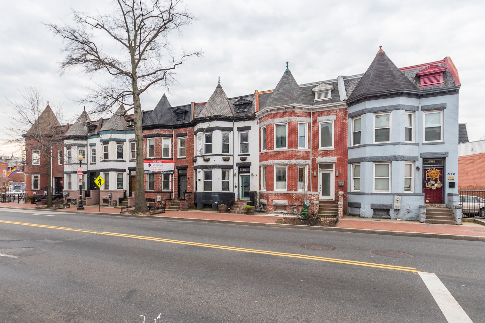 Helping Clients Build Wealth | Washington DC Row Homes