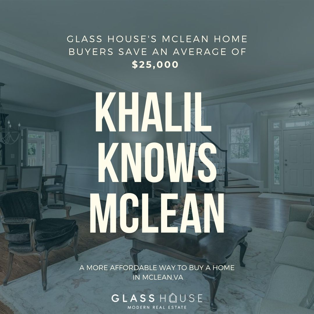 Khalil Knows Mclean, VA! 5 Homes Sold in 90 Days