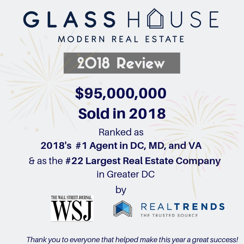 Glass House Real Estate: 2018 In Review