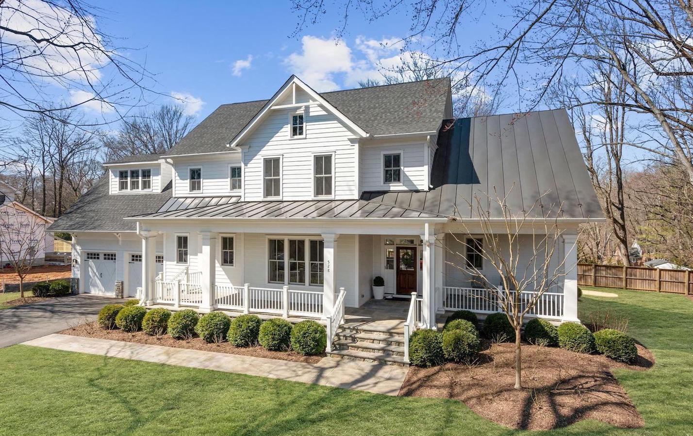 Vienna,VA Home Sales: Over $12.8M Jan -Jun 2021
