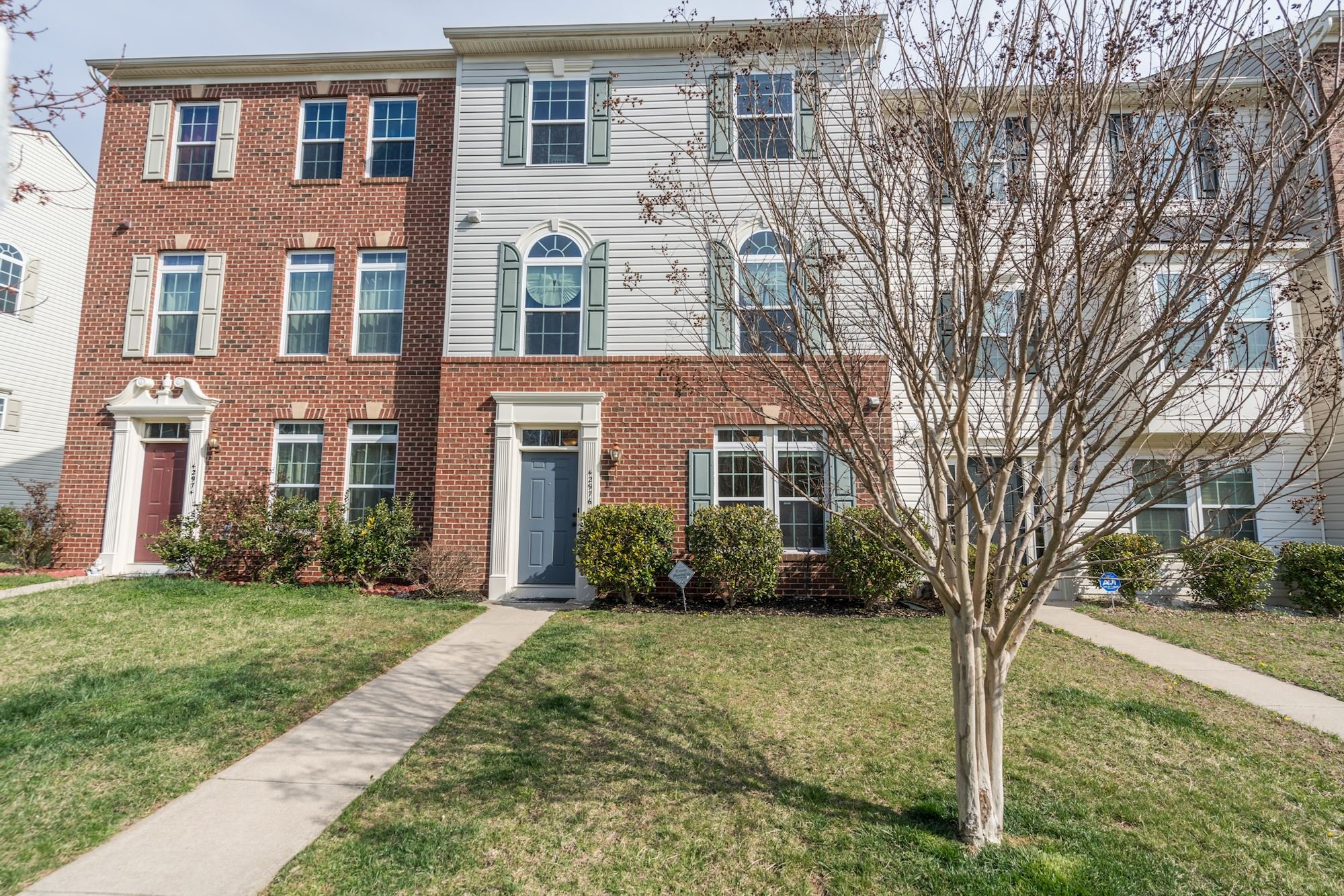 UNDER CONTRACT: Fantastic 3 BD South Riding Townhome