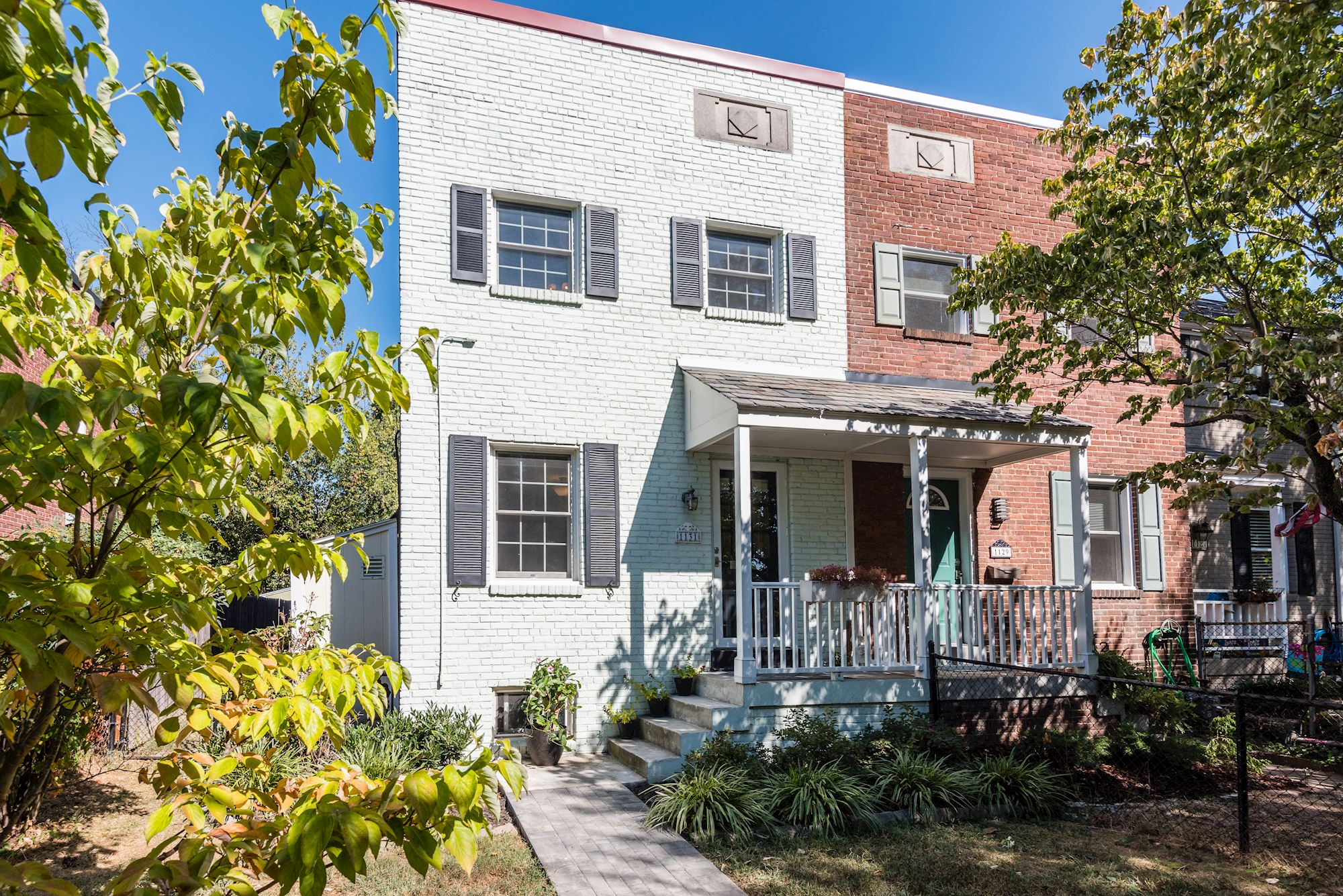 NEW LISTING: Modern End Unit 3 BD Townhome in Alexandria, VA