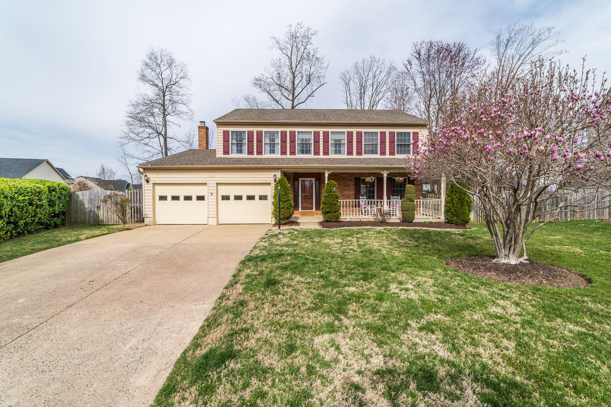 UNDER CONTRACT: 4 BD Updated Colonial in Fairfax, VA