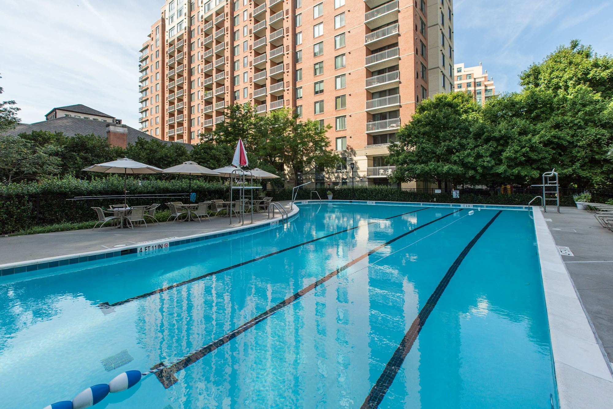 NEW LISTING: Luxury High Rise Condo in Bethesda
