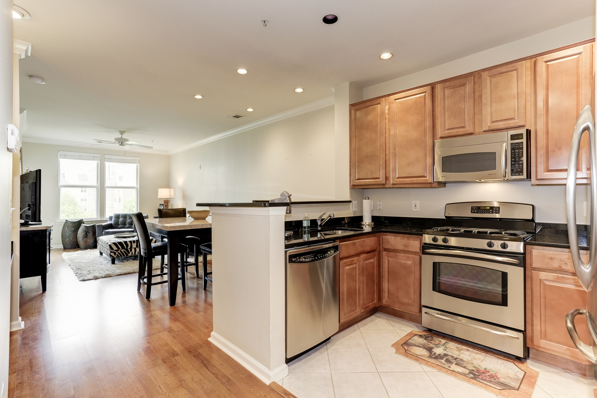 SOLD: Luxury 1 Bed Condo in Heart of Reston