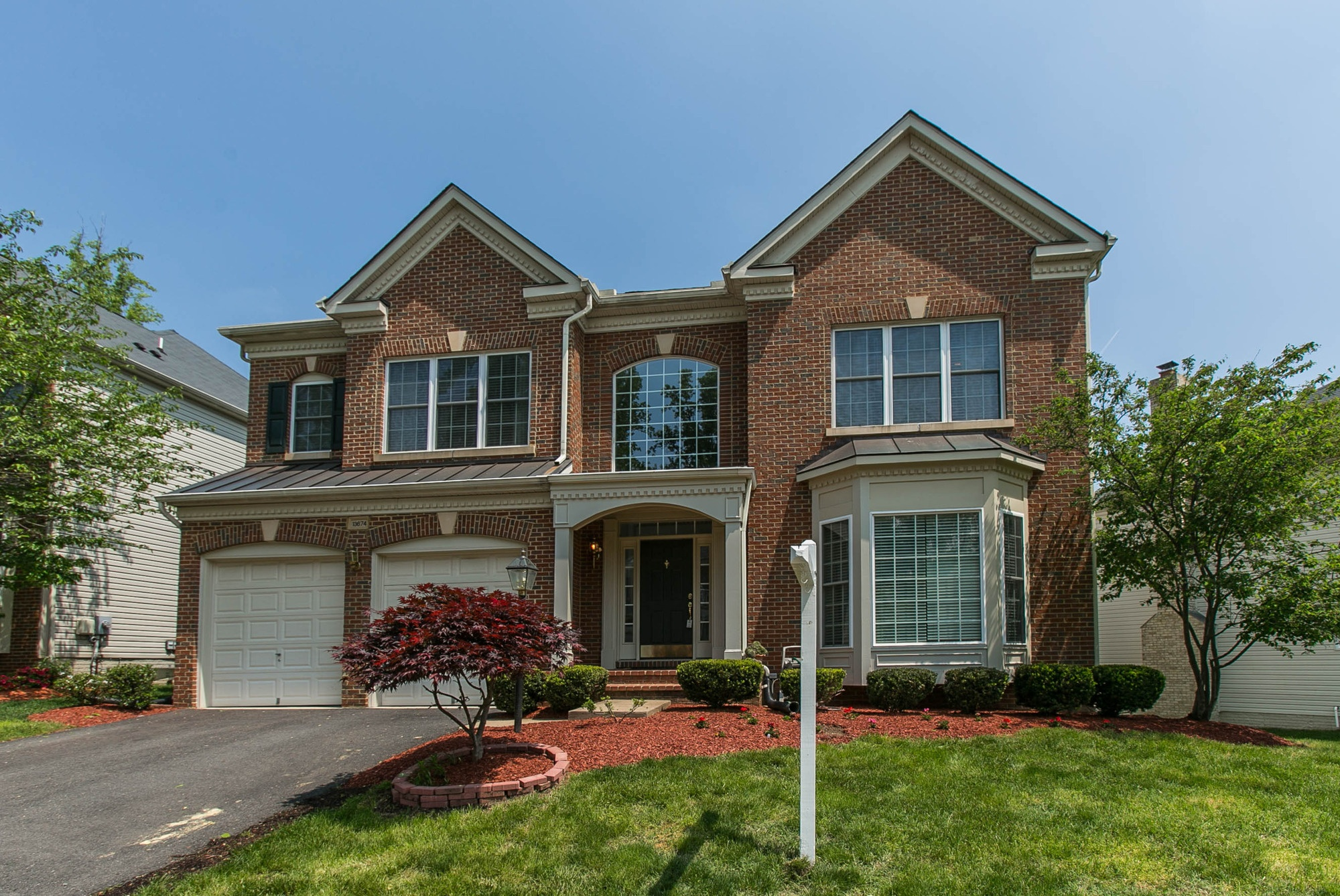 SOLD: Beautiful Colonial in Faircrest Community