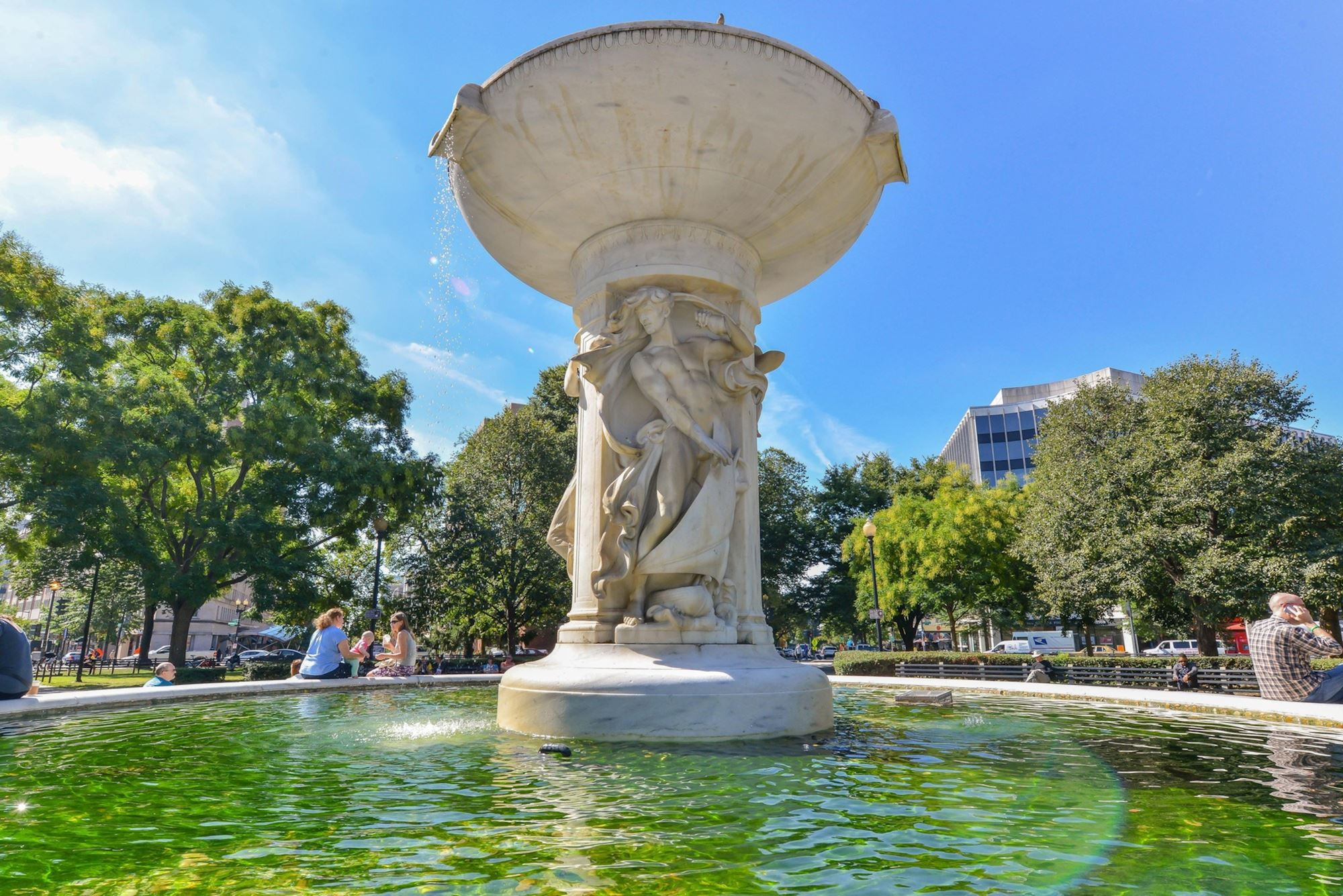 Why Dupont Circle, Washington, DC Is an Excellent Place to Live