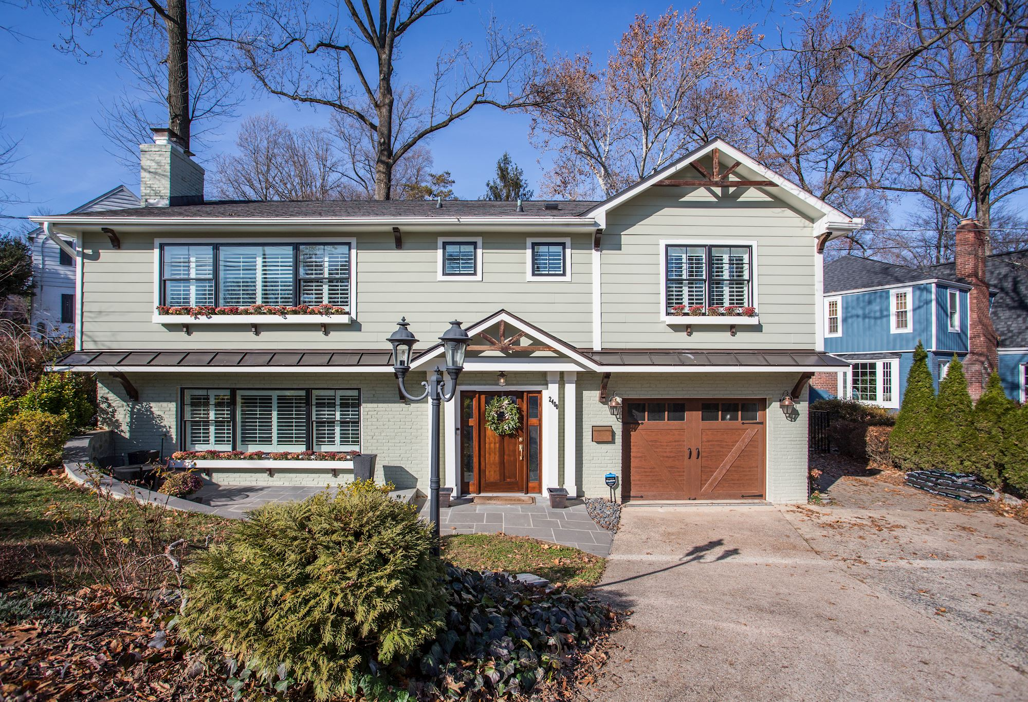 SOLD: 4 BD Single Family in Donaldson Run, North Arlington, VA