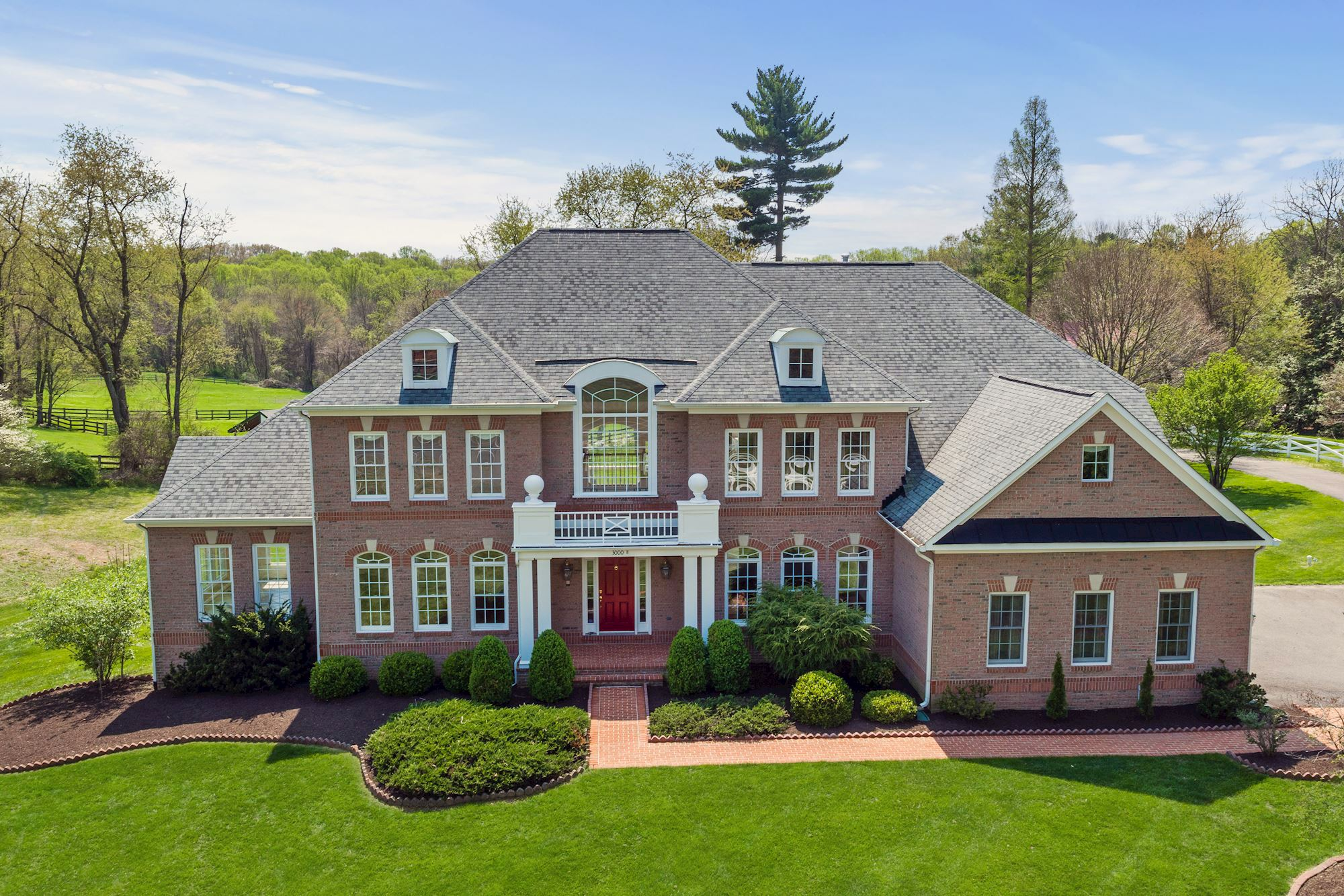 NEW LISTING: Spectacular Manor Home in Oakton
