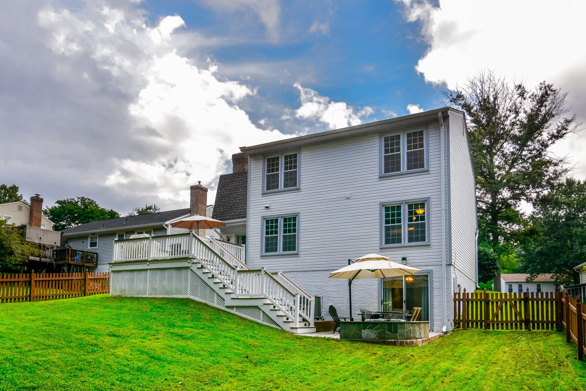 NEW LISTING: 4 BD Woodbridge, VA Home with Walk-out Basement