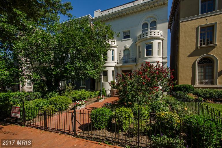 NEW LISTING: Gorgeous Beaux Arts Building in Capitol Hill D.C.