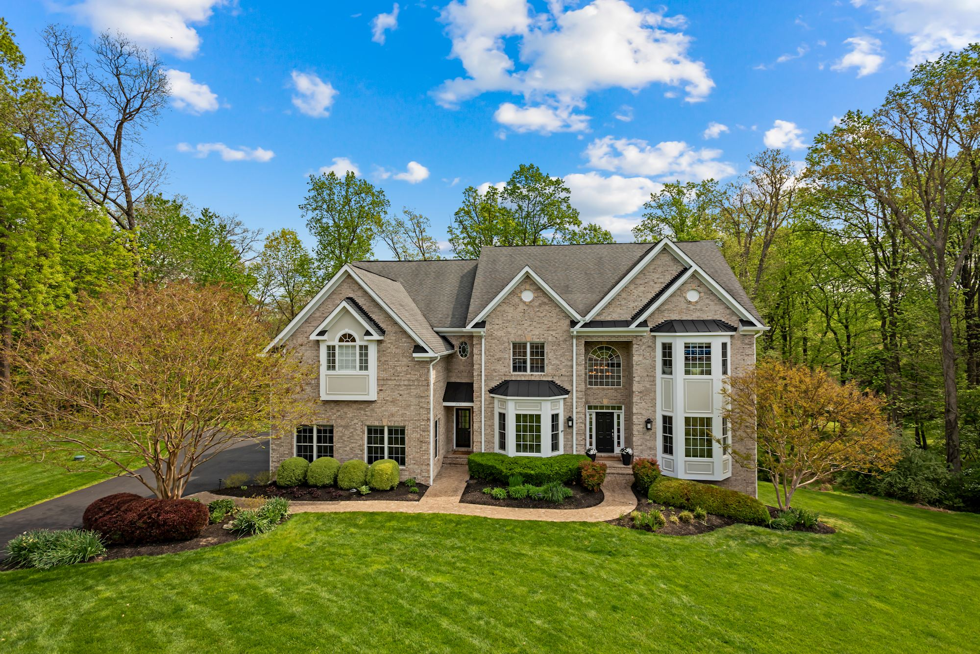 Custom Built 8000 SQFT Estate Perfectly Situated on Over 2.6 Acres in Fairfax