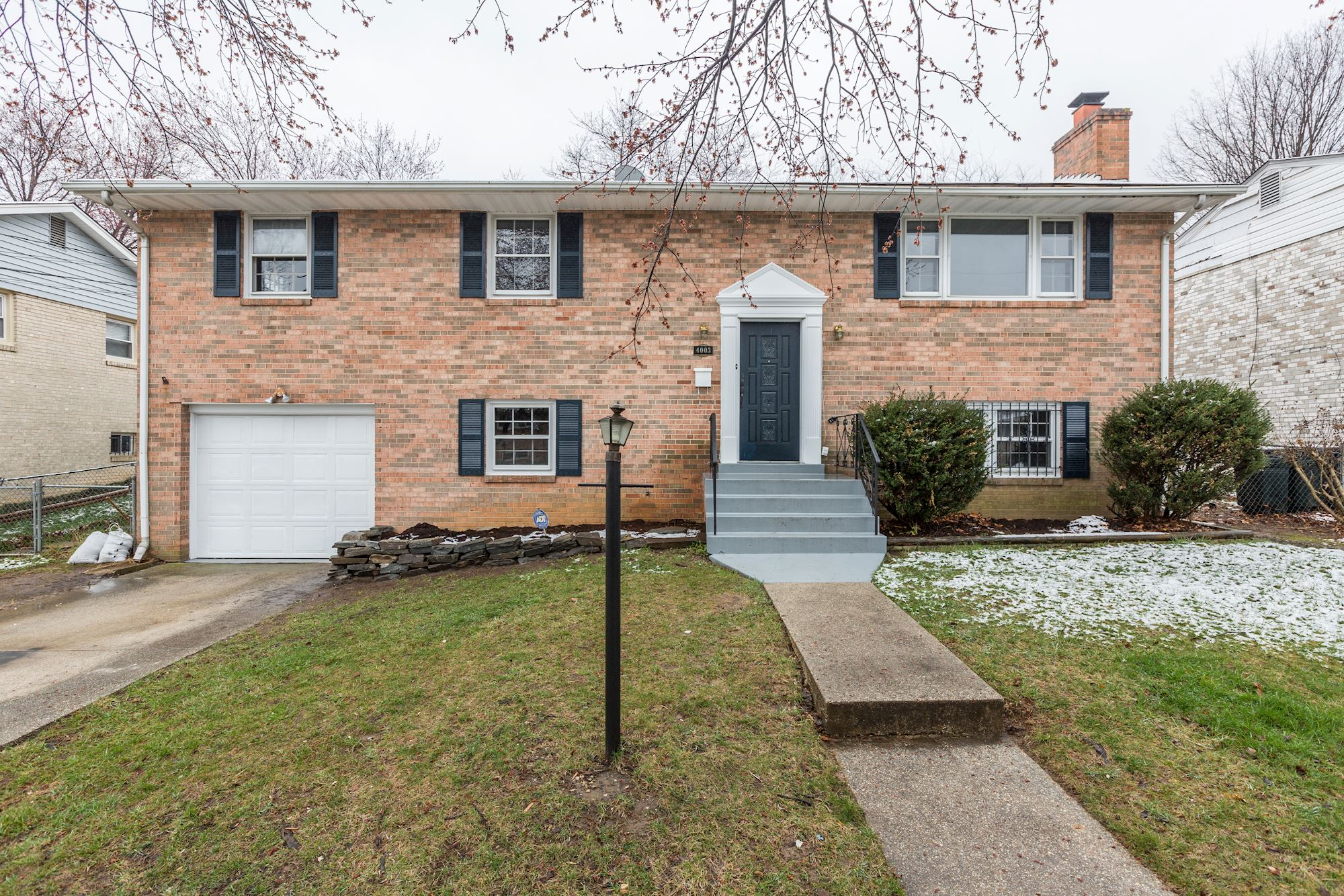 NEW LISTING: 4 BD Temple Hills Home on Private Cul De Sac