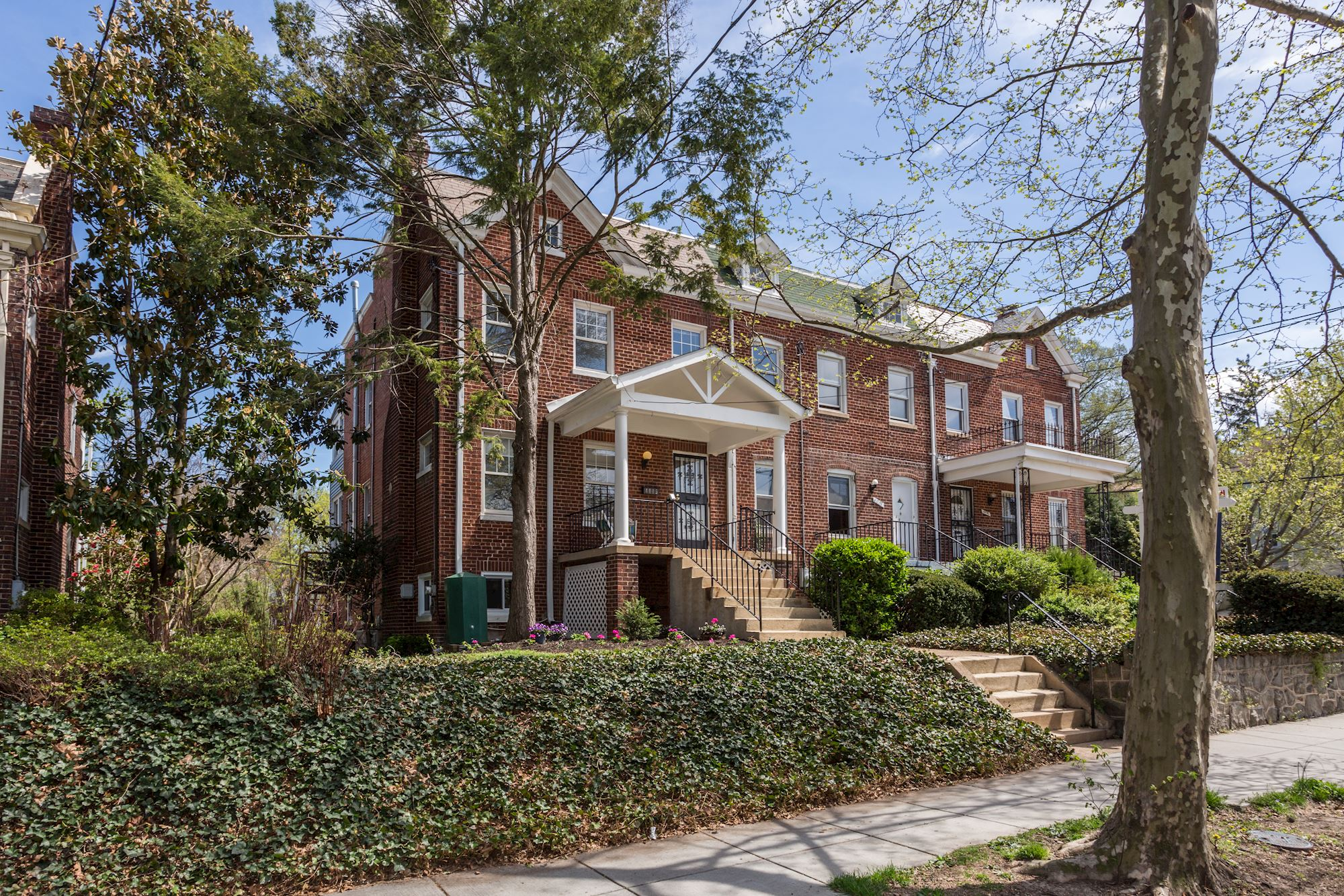 UNDER CONTRACT: Renovated 3 BD Brookland End Unit Row Home in Washington DC