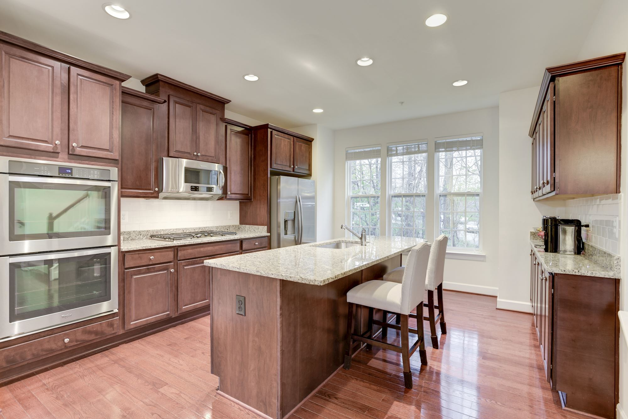 SOLD: Modern Stanley Martin Home in Downtown Fairfax