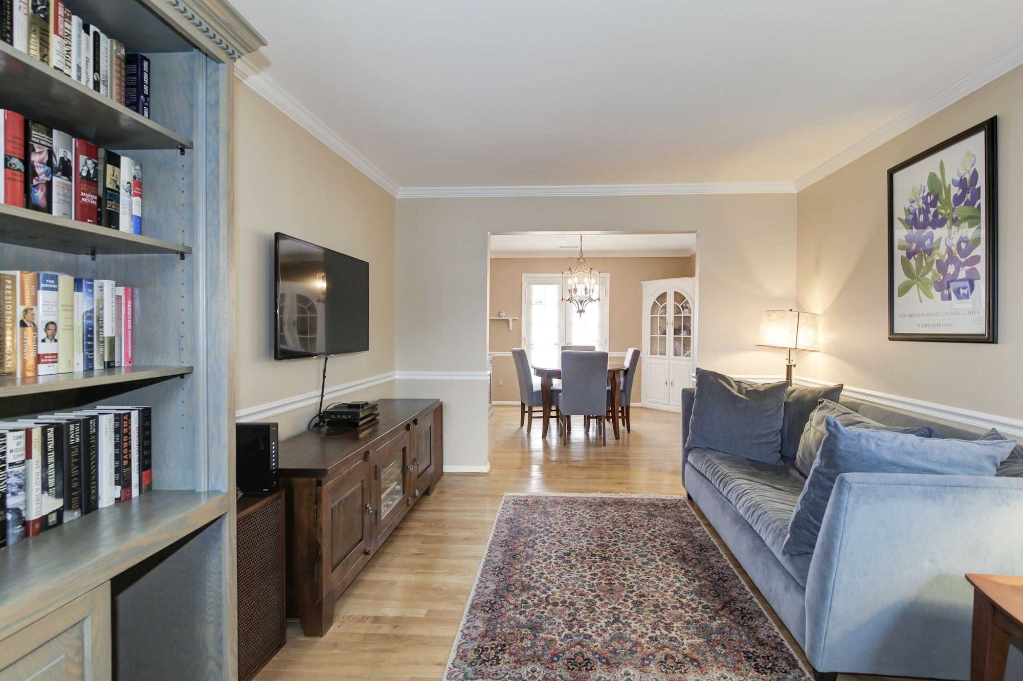 SOLD: Updated 3 bedroom Townhome in Bethesda