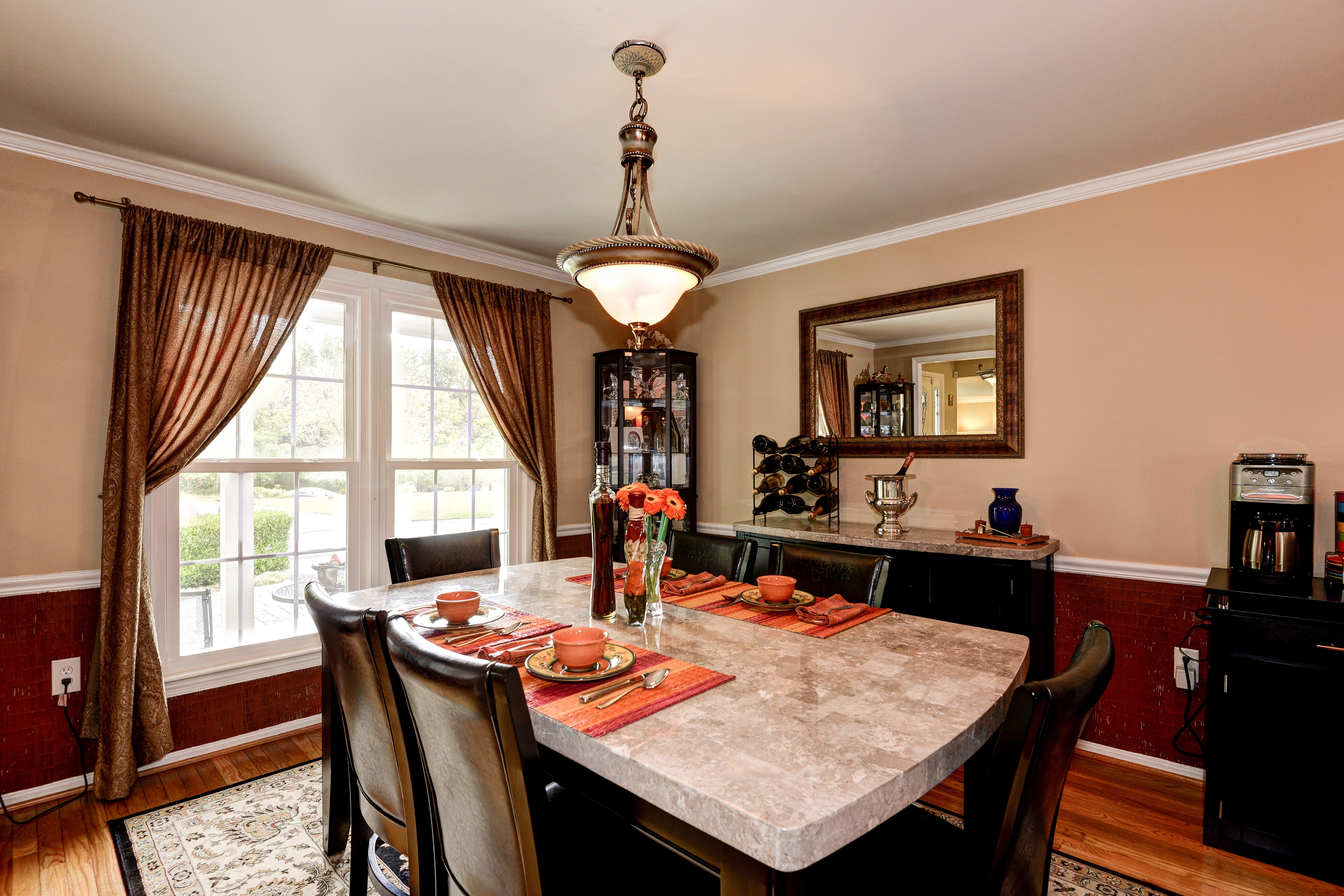 NEW LISTING: Beautiful Home on 1.7 Acre Lot in Fairfax