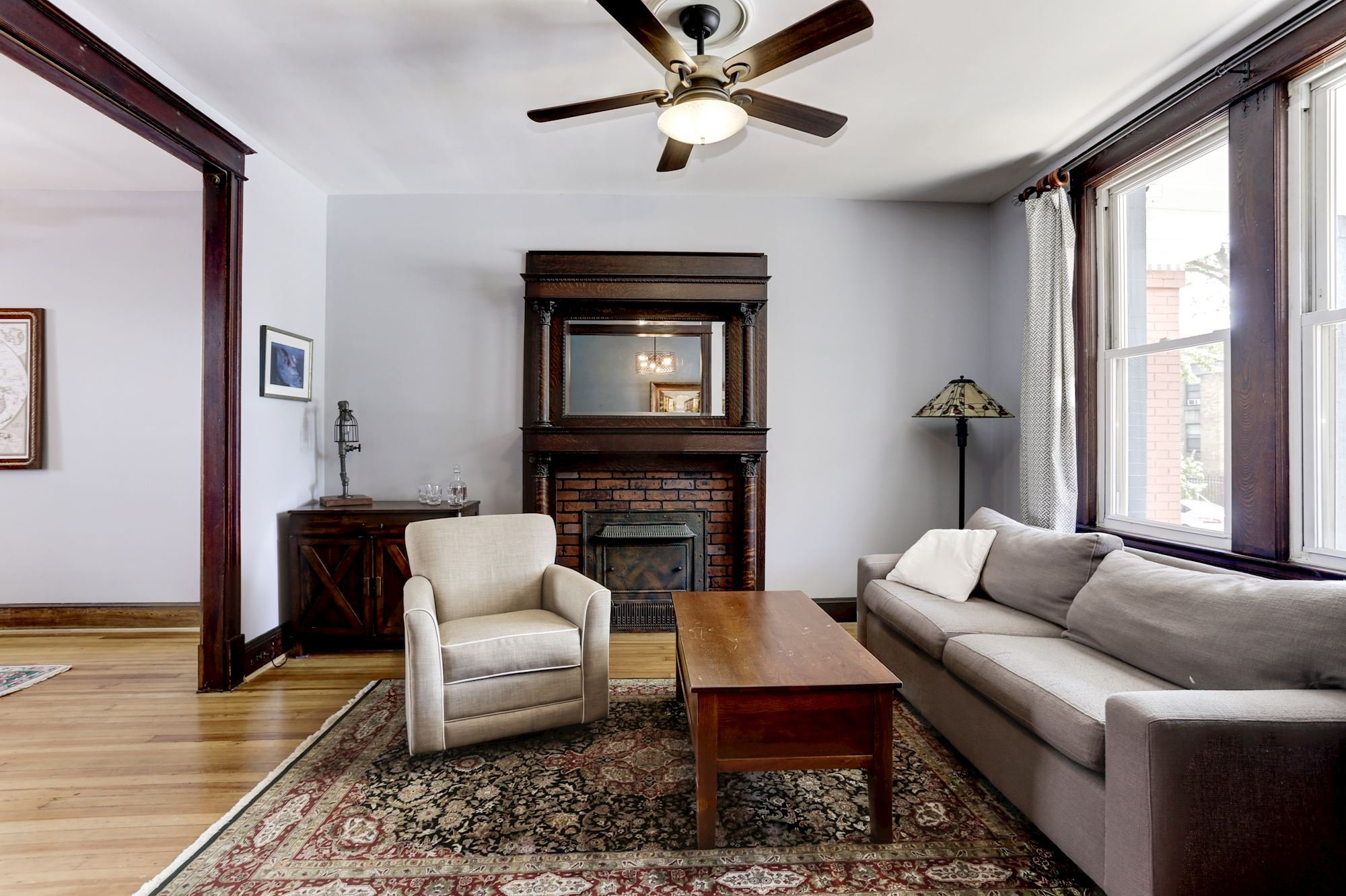 NEW LISTING: 2 BD Renovated Row House in Great DC Neighborhood!