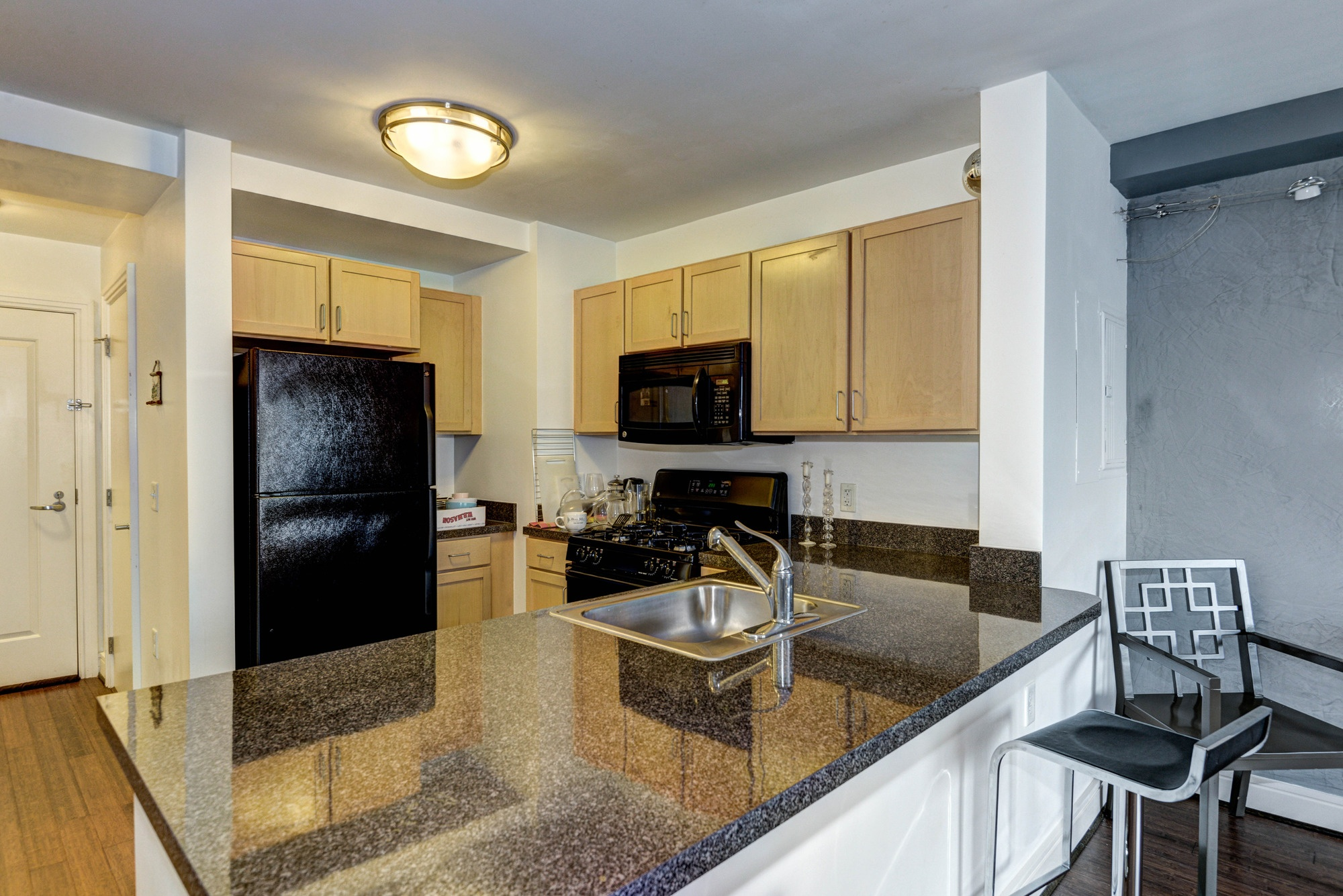 SOLD: DC Waterfront 1 Bedroom Condo