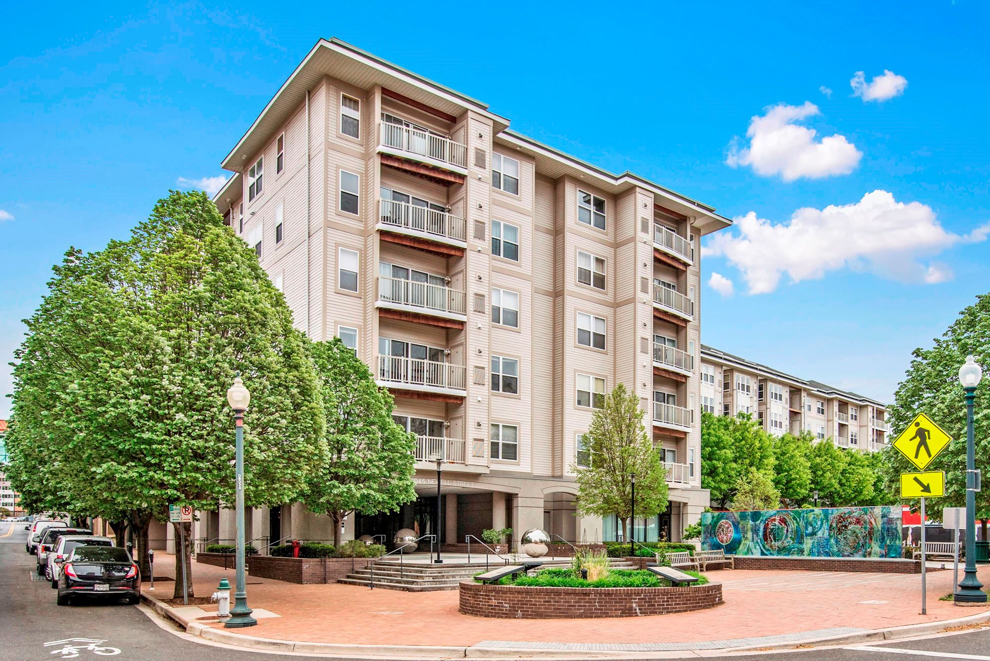 NEW LISTING: Silver Spring Condo With Huge Outdoor Terrace