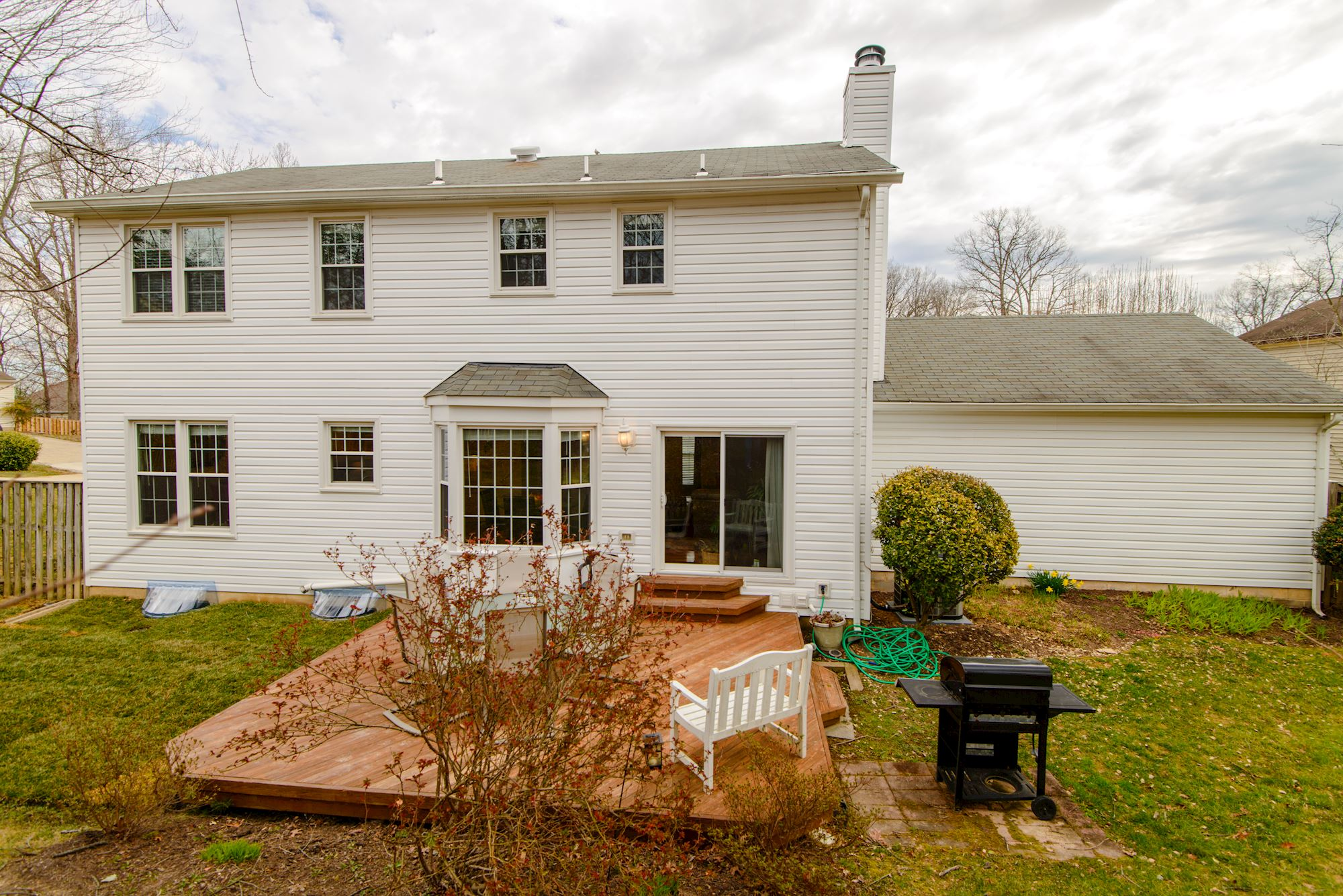 NEW LISTING: Charming 4 BD Colonial in Springfield,VA