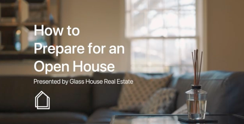 6 Steps To Prepare For An Open House [VIDEO]