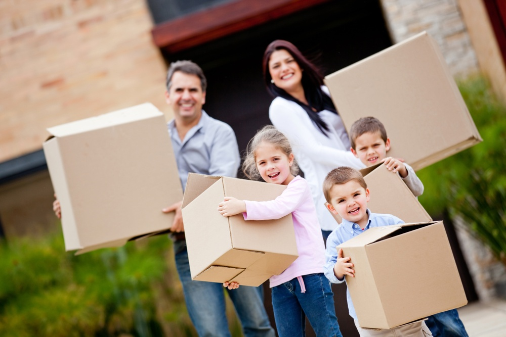 Make Moving Easier On Your Kids With These Tips