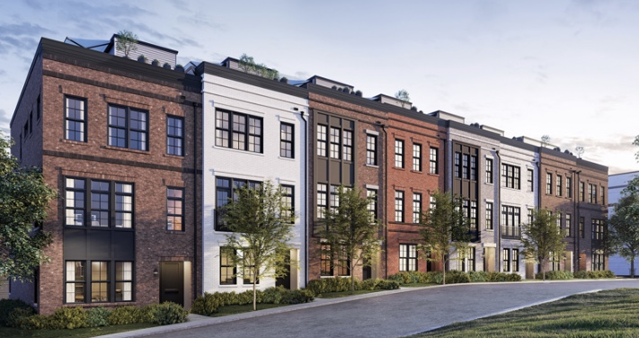 Toll Brothers: Union Park Community in McLean, VA