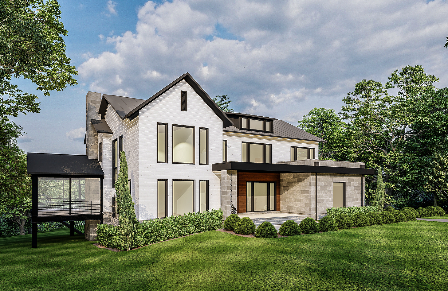 Unique Opportunity to Build Your Family Estate in Oakton, VA