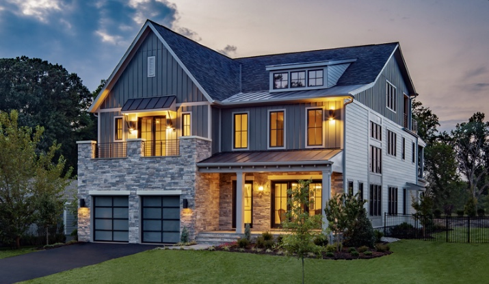 Toll Brothers: The Retreat at McLean & Mehr Farm